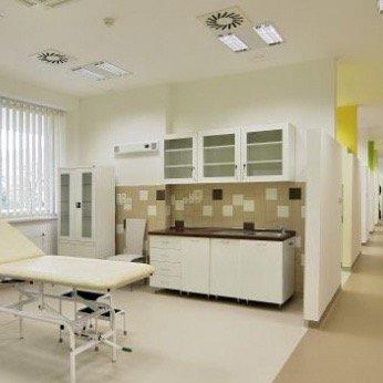 SVET ZDRAVIA, Nemocnica spoliklinikou v Galante
